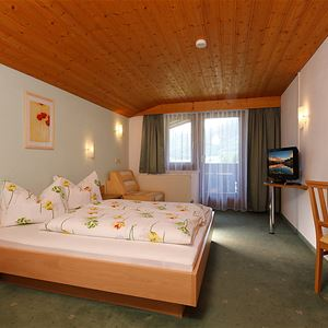 Lägenhet för upp till 7 personer med 4 rum på Grünwald Resort Sölden - Sölden