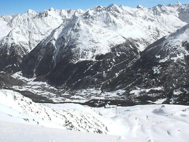 Leilighet for opp til 10 personer med 6 rom på Alpin - Sölden