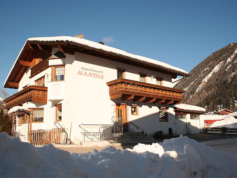 Leilighet for opp til 6 personer med 3 rom på Gartenland - Ried im Oberinntal