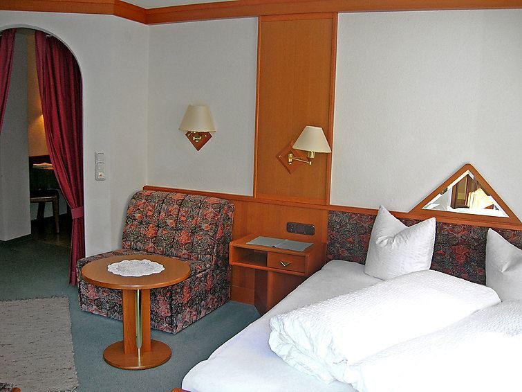 Lägenhet för upp till 3 personer med 1 rum på Platz An Der Sonne - Fiss