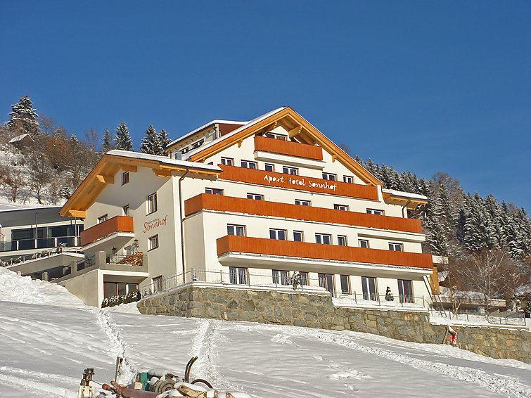 Lägenhet för upp till 2 personer med 1 rum på Ladis - Ladis