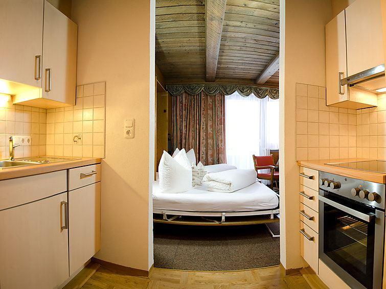 Lägenhet för upp till 3 personer med 1 rum på Zangerle - Kappl