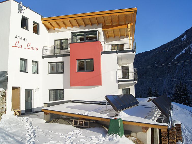 Lägenhet för upp till 14 personer med 7 rum på La Luna - Kappl