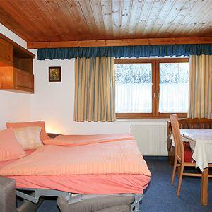Lägenhet för upp till 4 personer med 2 rum på Haus Augl'shof - Ebene