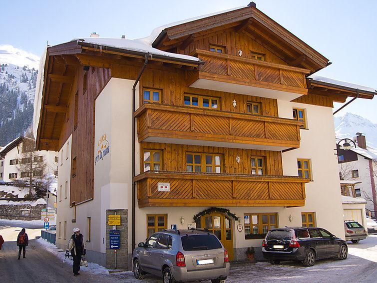 Leilighet for opp til 4 personer med 3 rom på Chasa per la Punt - Galtür