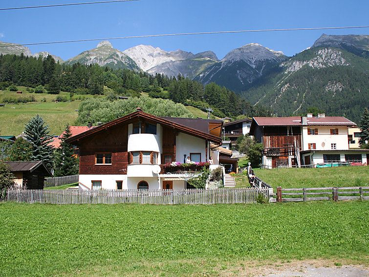 Lägenhet för upp till 7 personer med 3 rum på Mattle - Pettneu am Arlberg