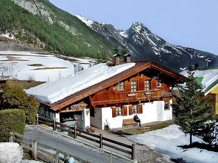 Semesterhus Pettneu för upp till 7 personer med 5 rum - Pettneu am Arlberg