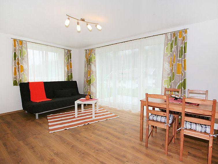 Lelighet for opp til 4 personer med 2 rom på Silke - Pettneu am Arlberg