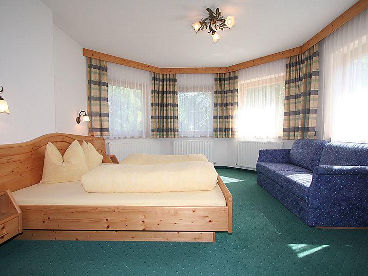 Leilighet for 4-6 personer med 3 rom på Diana - Pettneu am Arlberg