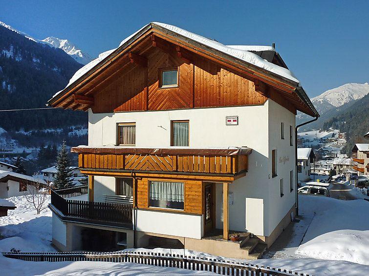 Lägenhet för upp till 5 personer med 3 rum på Rifflerblick - Pettneu am Arlberg