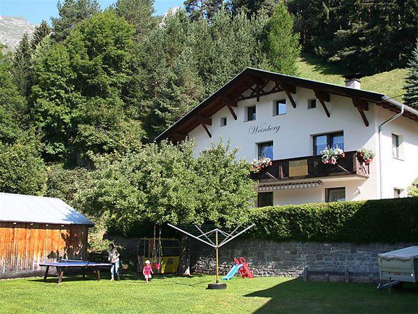 Lägenhet för upp till 4 personer med 2 rum på Haus Schöller - Pettneu am Arlberg
