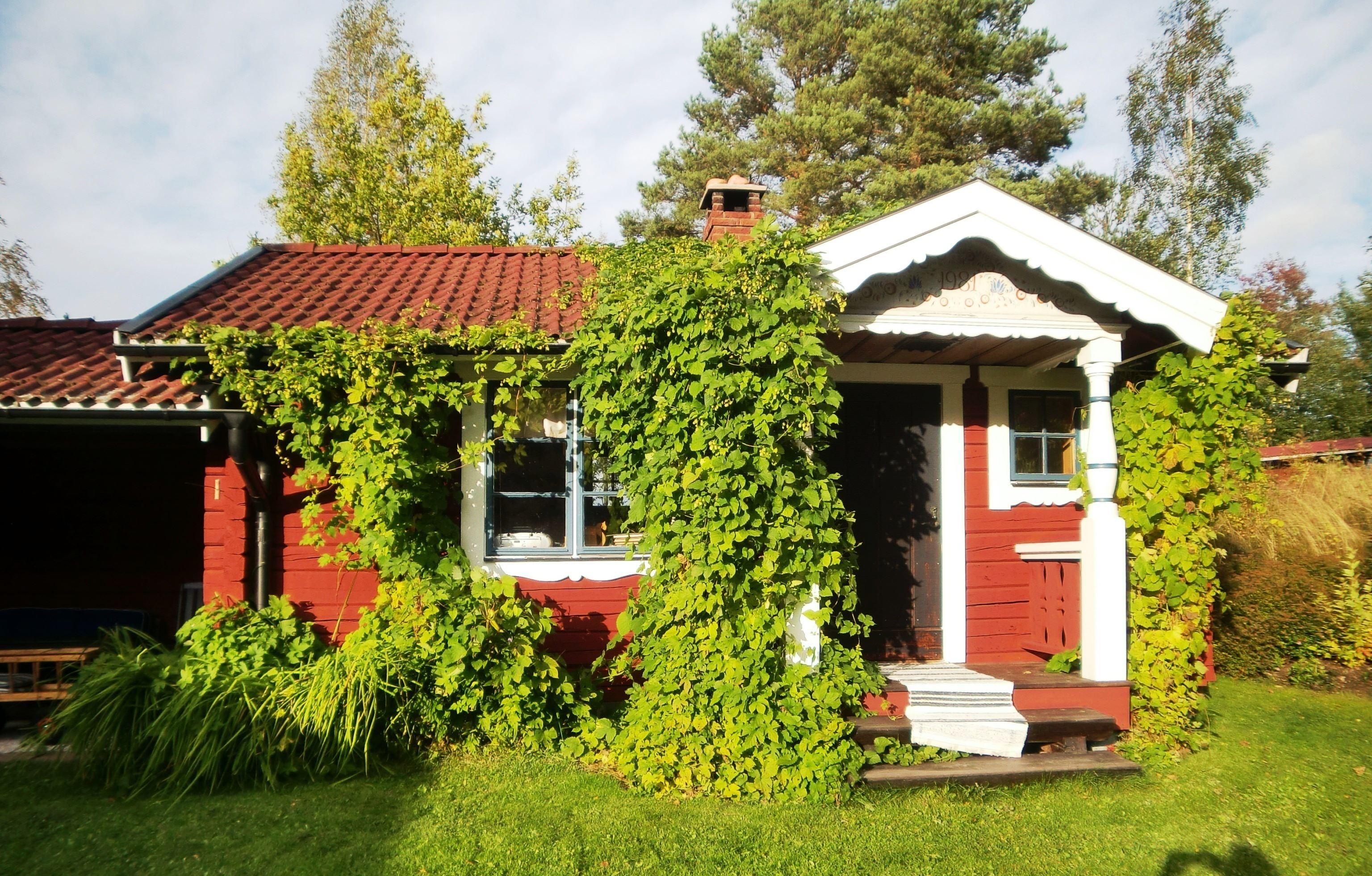 L608 Plintsberg, 9 km N Leksand