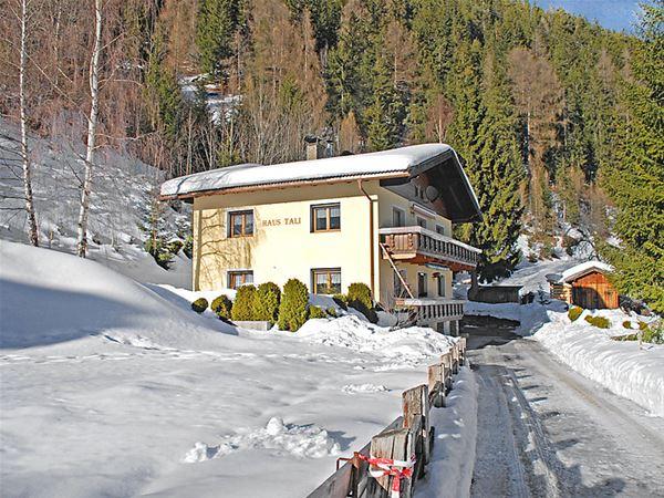 Lägenhet för upp till 5 personer med 4 rum på Arlberg - St. Jakob
