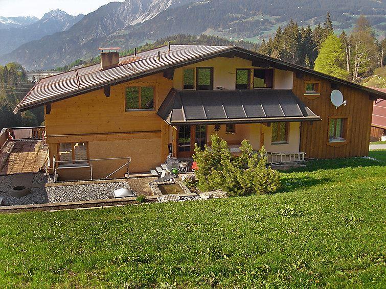 Leilighet for opp til 4 personer med 3 rom på Gafazut - Latschau