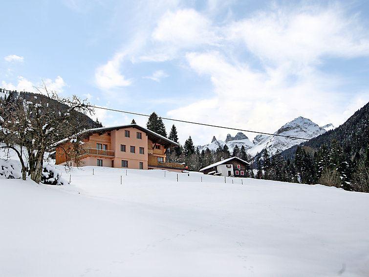 Lägenhet för upp till 2 personer med 2 rum på Gafazut - Latschau