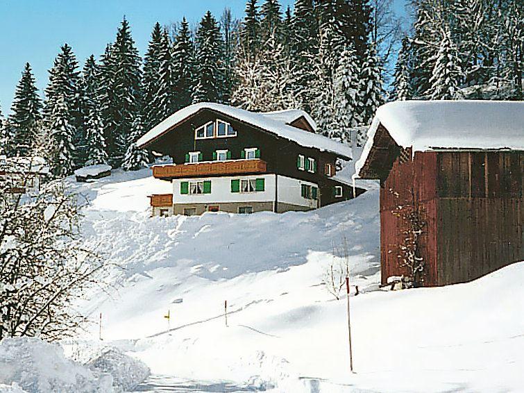 Lägenhet för upp till 4 personer med 3 rum på Mangeng - Bartholomäberg