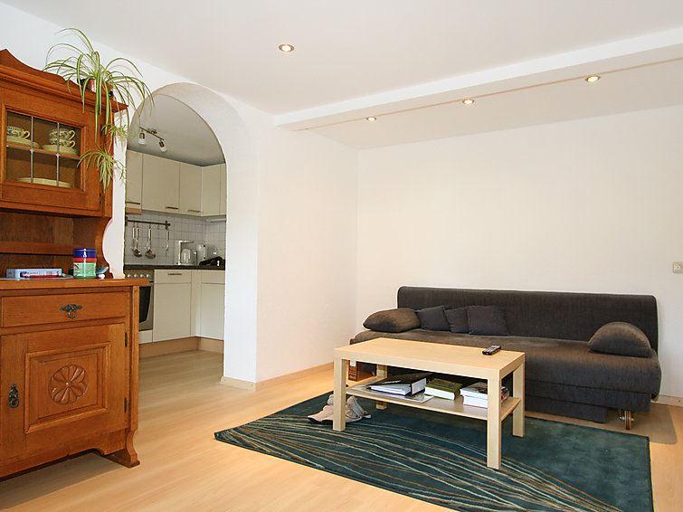 Lägenhet för upp till 2 personer med 2 rum på Mangeng - Bartholomäberg