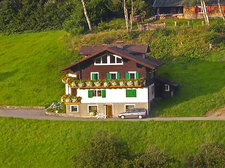 Leilighet for opp til 4 personer med 3 rom på Mangeng - Bartholomäberg
