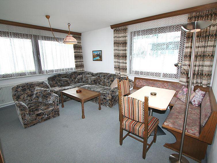 Lägenhet för upp till 4 personer med 2 rum på Gargellen - Gargellen - Montafon