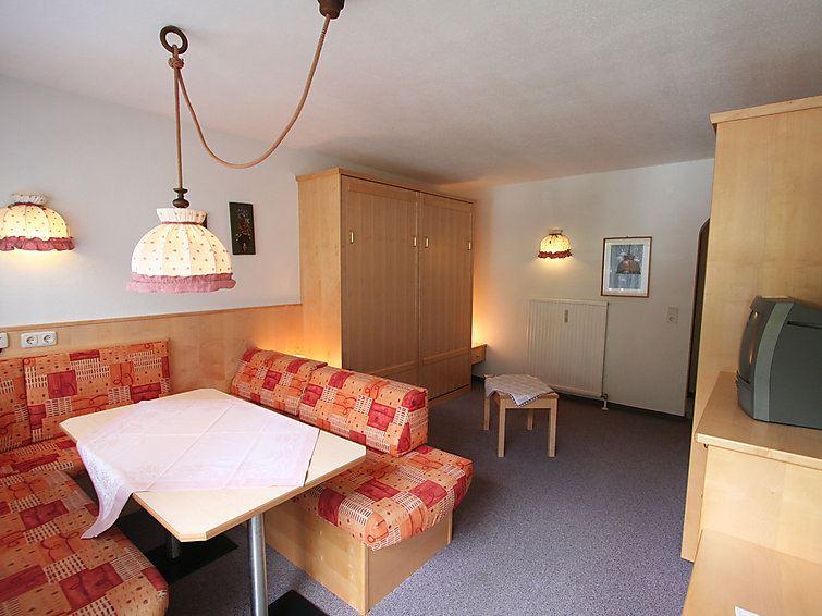 Leiighet for opp til 2 personer med 1 rom på Gargellen - Gargellen - Montafon