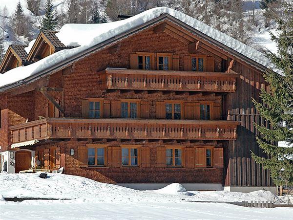 Leilighet for opp til 3 personer med 3 rom på Versettla - Gaschurn