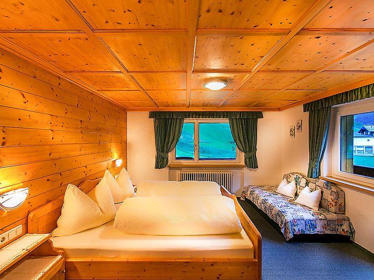 Leilighet for opp til 4 personer med 3 rom på Silvretta - Gaschurn