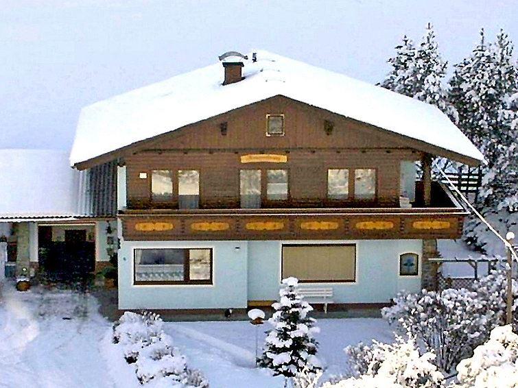 Lägenhet för upp till 5 personer med 3 rum på Pitzer - Haus