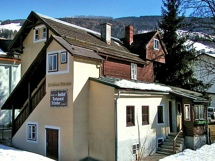 Lägenhet för upp till 3 personer med 2 rum på Ennshaus Tritscher - Schladming