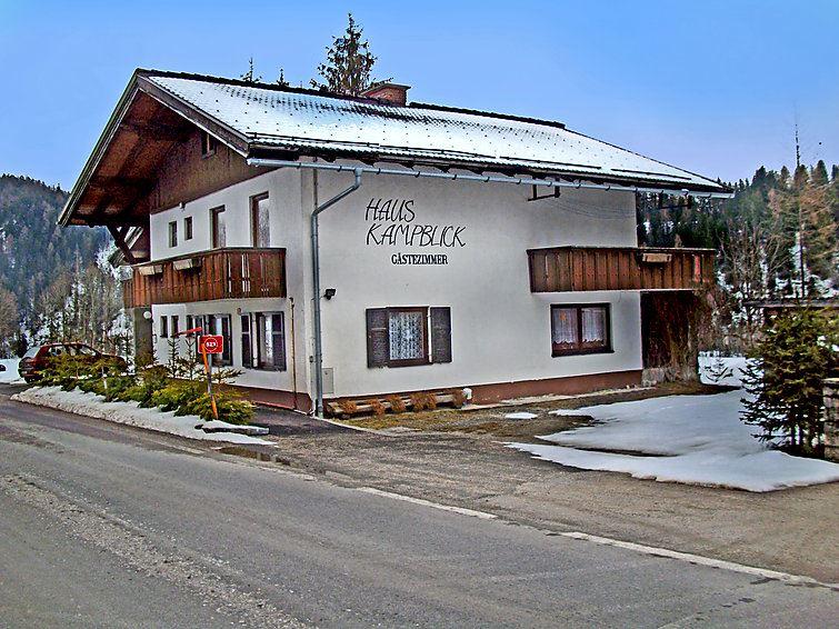 Lägenhet för upp till 4 personer med 3 rum på Kampblick - Ramsau am Dachstein
