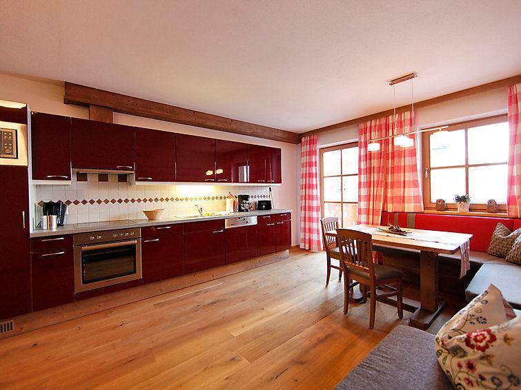 Lägenhet för upp till 4 personer med 3 rum på Reiteralm - Preunegg
