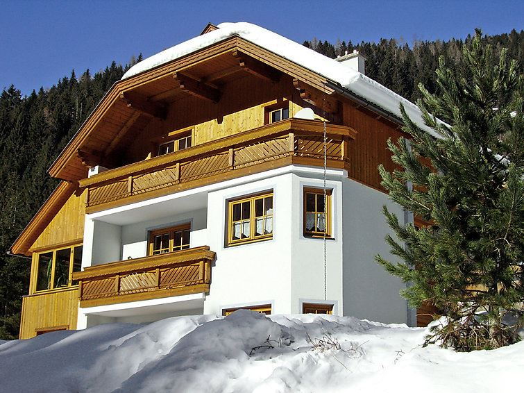 Lägenhet för upp till 6 personer på Weissmann - Patergassen