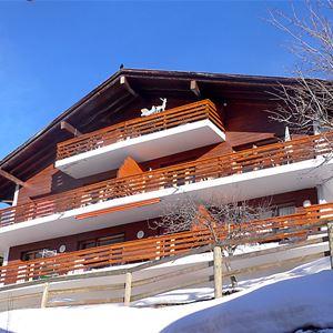 Lägenhet för upp till 6 peroner med 4 rum på Porthos - Verbier