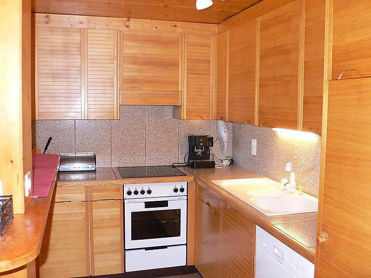 Lägenhet för upp till 5 personer med 3 rum på Chasselas - Verbier