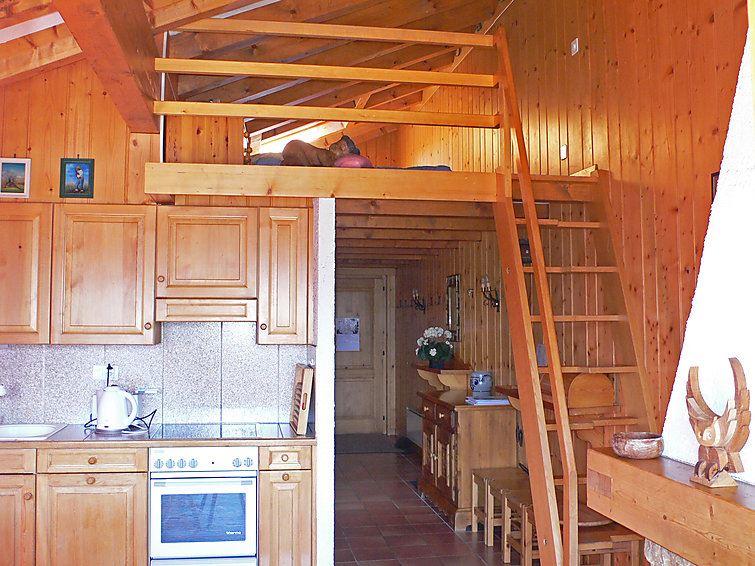 Lägenhet för upp till 5 personer med 2 rum på Pinot Gris - Verbier