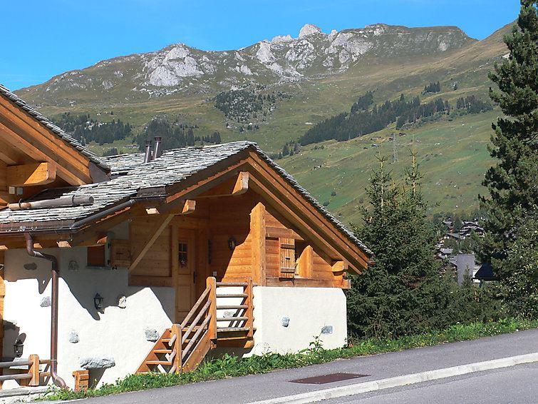 Lägenhet för upp till 6 personer med 4 rum på Boule de Neige - Verbier