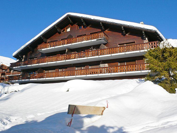 Leilighet for opp till 8 personer med 5 rom på la Diure - Verbier