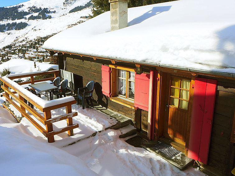 Semesterhus för upp till 6 personer med 4 rum på La Pive - Verbier