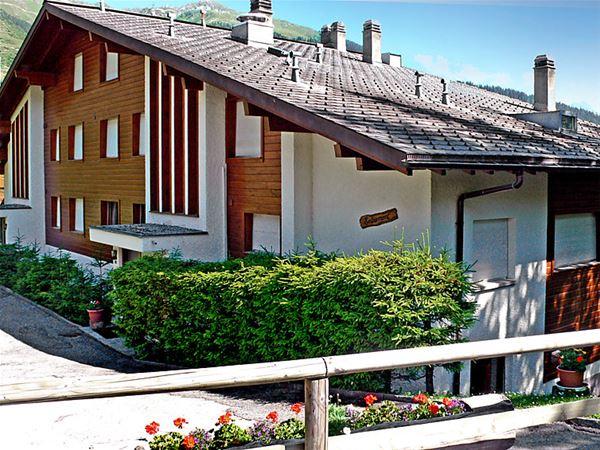 Semesterhus för upp till 4 personer med 3 rum på Entremont - Verbier