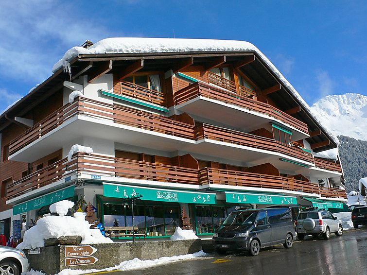 Lägenhet för upp till 6 personer med 4 rum på Atlantic - Verbier