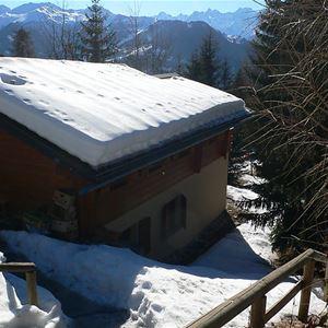 Semesterhus för upp till 10 personer med 5 rum på Les Esserts - Verbier