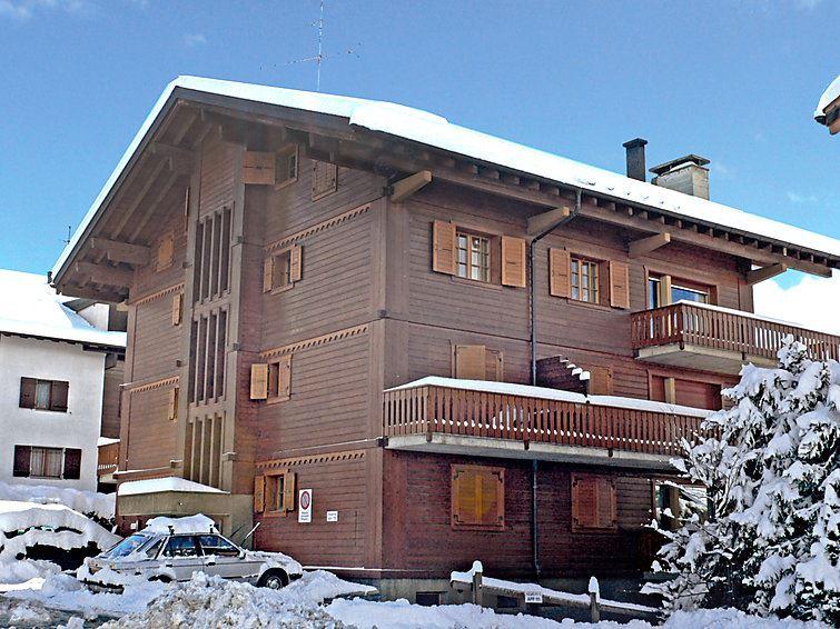 Lägenhet för upp till 4 personer med 3 rum Mogador - Verbier