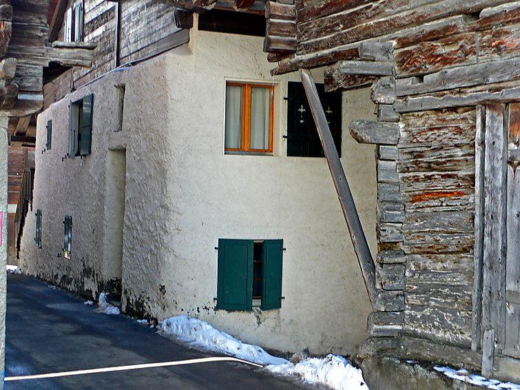 Semesterhus för upp till 5 personer med 4 rum på Les Moulins - Verbier