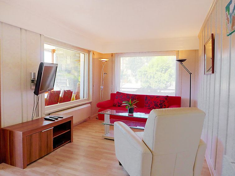 Leilighet for opp til 4 personer med 4 rom på Colline au vent - Verbier