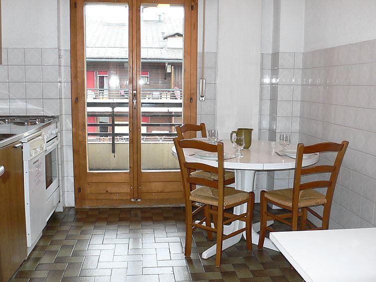 Leilighet for opp til 6 personer med 3 rum på Les Arcades - Verbier