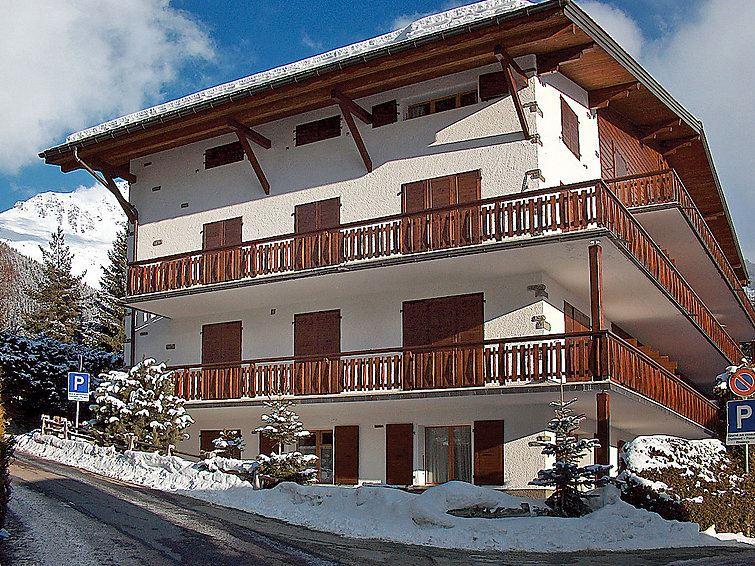 Lägenhet för upp till 4 personer med 2 rum på La Residence - Verbier