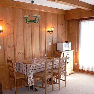 Lägenhet för upp till 2 personer med 2 rum på Square Poste - Verbier