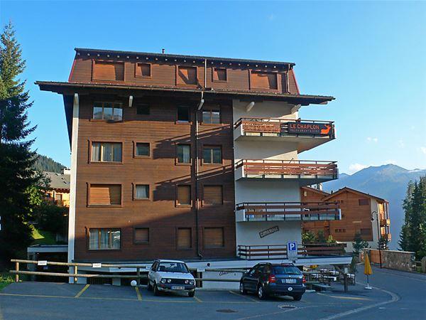 Leilighet for opp til 4 personer med 2 rom på Cimeblanche - Verbier