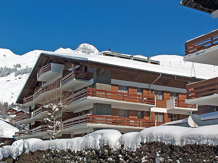 Leilighet for opp til 6 personer med 4 rom på Val Neige - Verbier