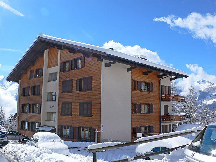 Lägenhet för upp till 4 personer med 2 rum på Beausoleil - Verbier