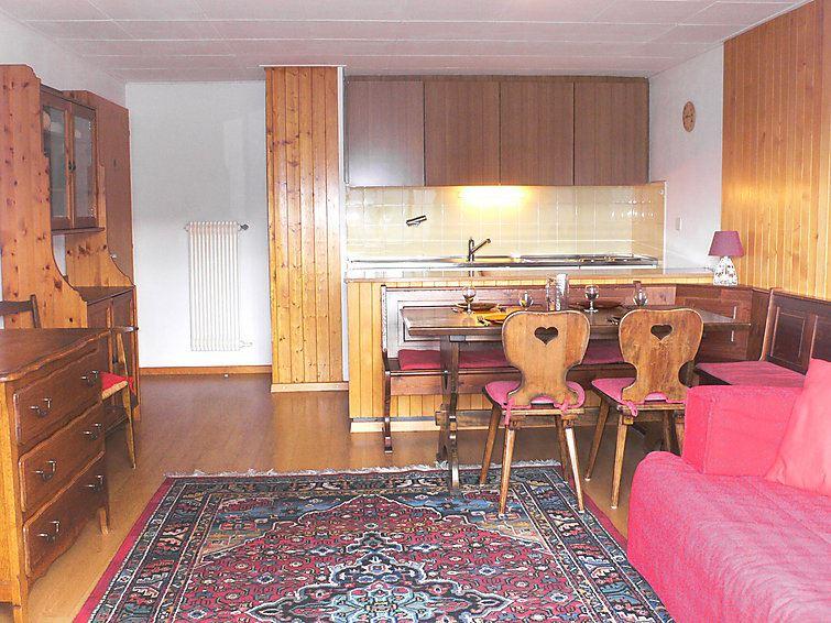 Leilighet for opp til 4 personer med 2 rom på Beausoleil - Verbier